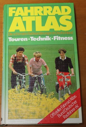 Fahrrad Atlas - Touren Technik Fitness