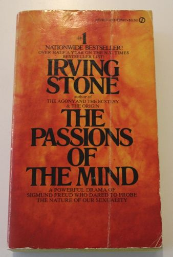 I. Stone: The Passions of the Mind - A powerful drama of Sigmund Freud who dared to probe ,,,